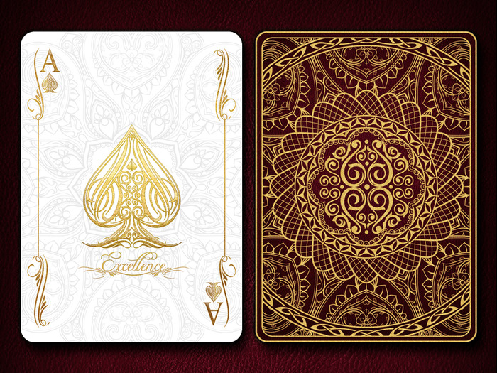 Bicycle Excellence Playing Cards Review I Collect