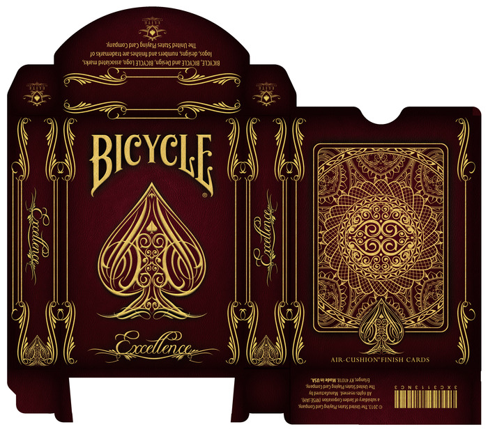 Bicycle Excellence Flat Box