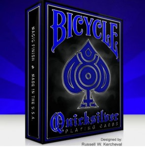Bicycle Quicksilver Deck
