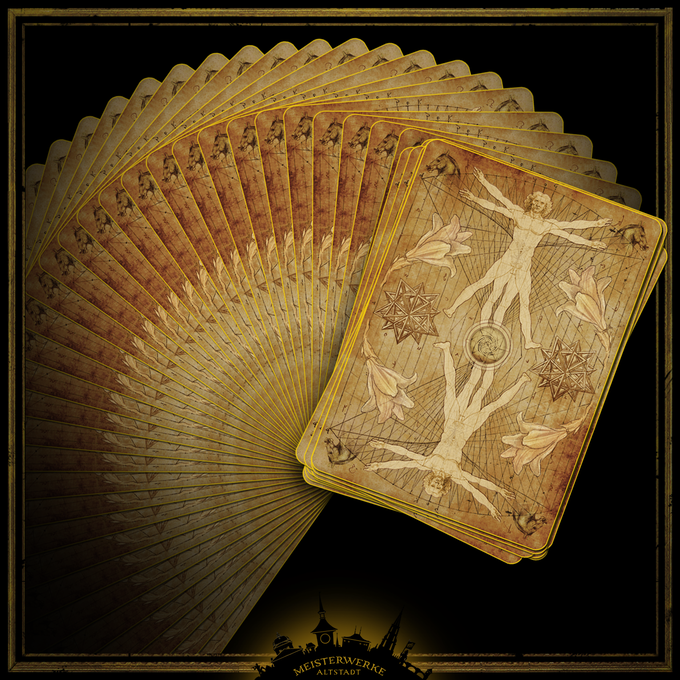 Leonardo Gold Edition Back Fan