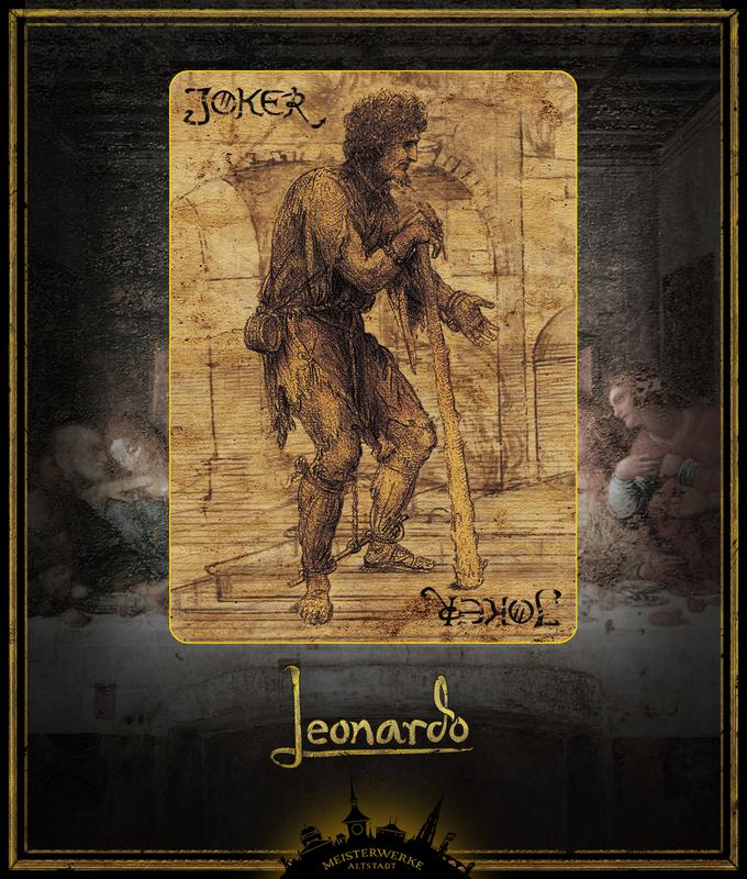 Leonardo Gold Joker