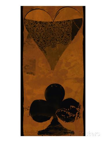 Parker Greenfield Poker Heart