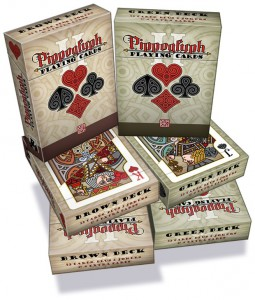 Pippoglyph Playing Cards 2nd Edition