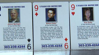 CBI Cold Case Deck - Details