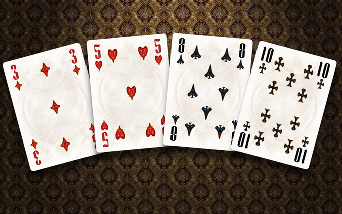 Branle Playing Cards Pips