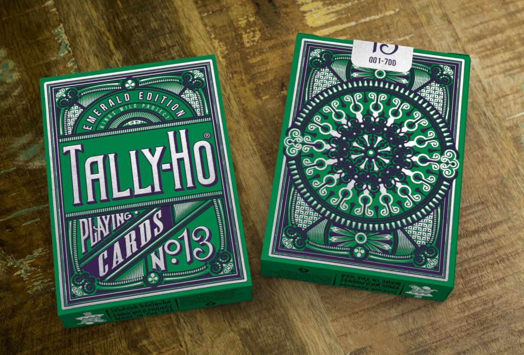 Emerald Tally-Ho Limited Edition