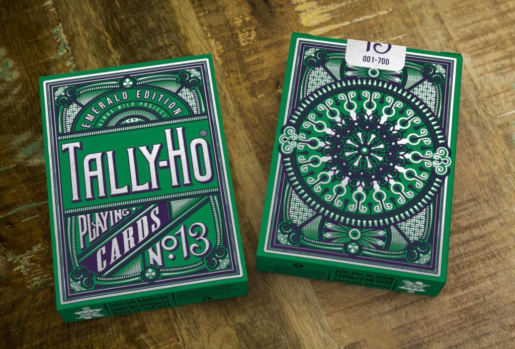 Emerald Tally-Ho Limited Edition