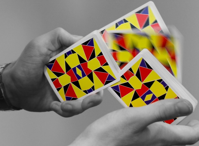 Glassbacks Cardistry