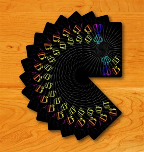 Prism Night Back Fan