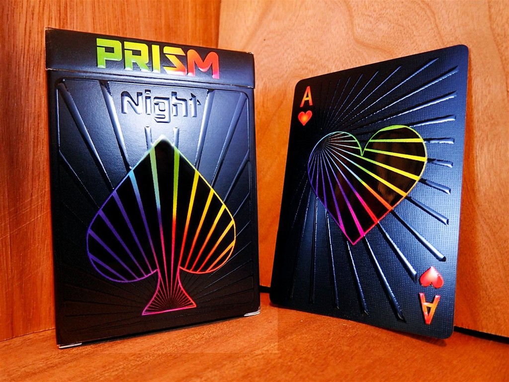 Prism Night Box and Ace