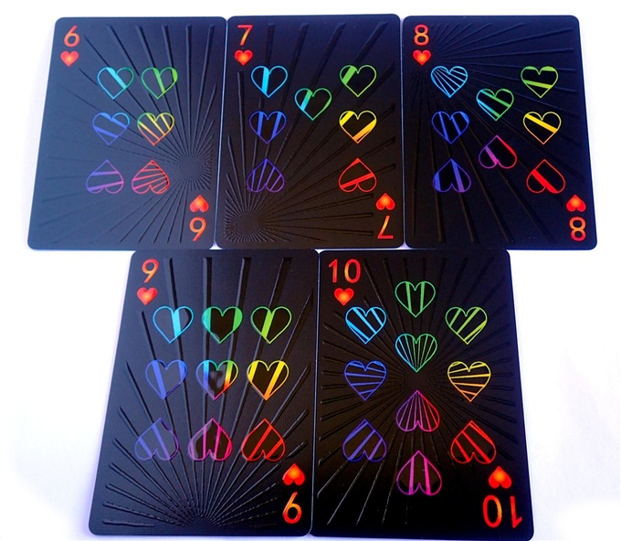 Prism: Night Pip Cards