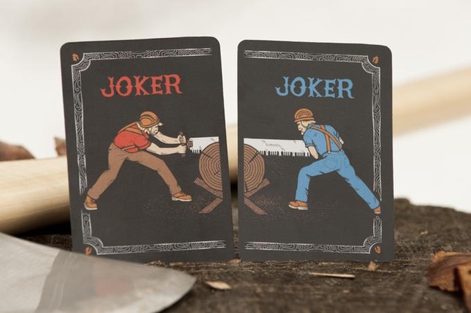 The Lumberjacks 2nd Edition Jokers