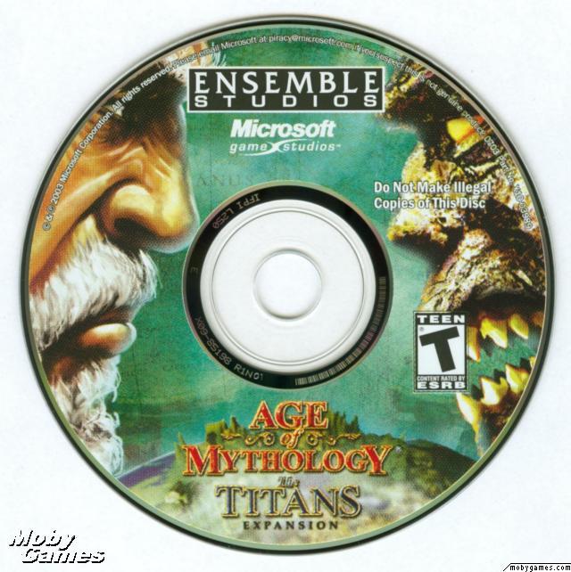 Age of Mythology - the Titans