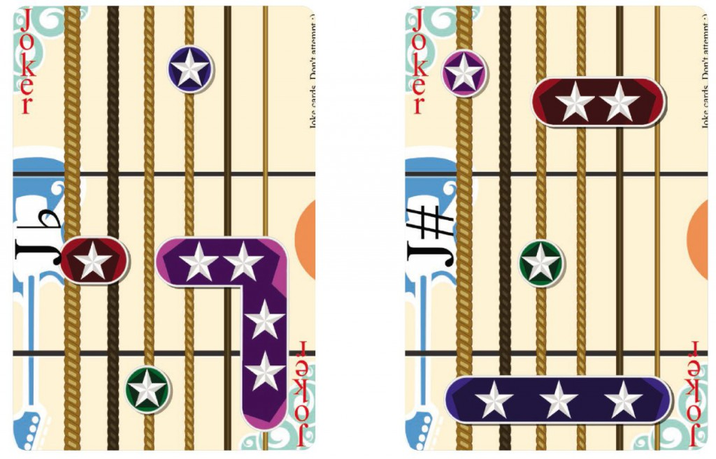 Chord Cards Jokers