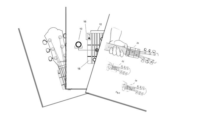 Chord Cards Playing Cards Patent Drawings