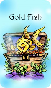 Gold Fish by Galen Nicole