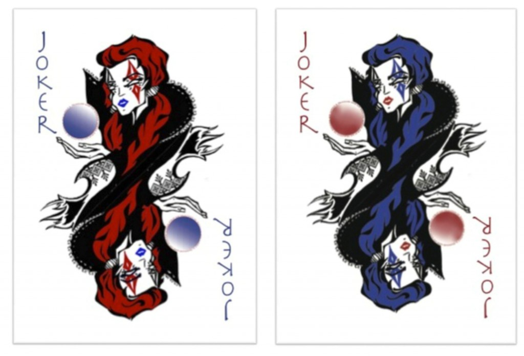 Rogue Queen Playing Cards Jokers