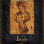 Leonardo Gold Jack of Diamonds