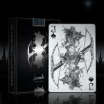 Leonardo Silver Jack of Spades