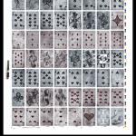 Leonardo Silver Uncut Sheet