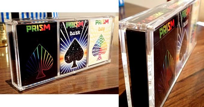 Prism Day Dusk 3X Display Case