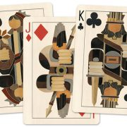Brut Poker Deck by Uusi