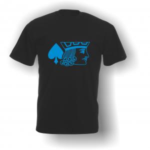 Jack of Spades T-Shirt Black
