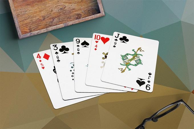 Double Cards on Kickstarter NOW